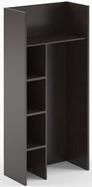 Skyland Wardrobe Frame B 701 Wenge Magic