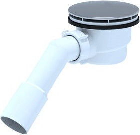 Ani Plast 1 1/2'' Shower Siphon with Pipe 40mm