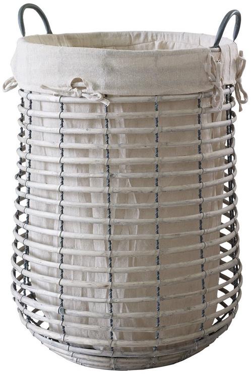 Aquanova Gisla Laundry Basket 105l Beige