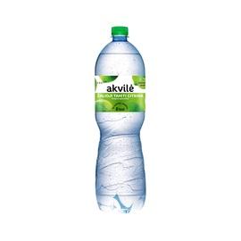 Stalo vanduo Akvilė, žalioji Tahiti citrina, 1,5 l