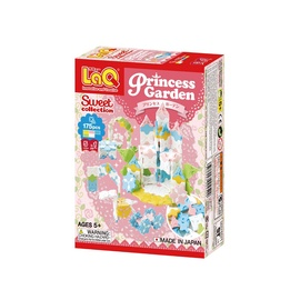 Konstruktorius LAQ Sweet Collection Princess Garden