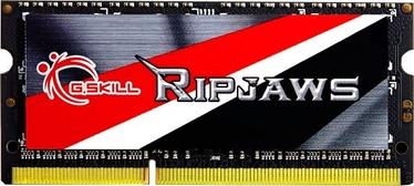 Operatīvā atmiņa (RAM) G.SKILL RipJaws F3-1600C9S-4GRSL DDR3L (SO-DIMM) 4 GB