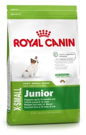 Suņu barība Royal Canin X-Small Junior 1,5kg