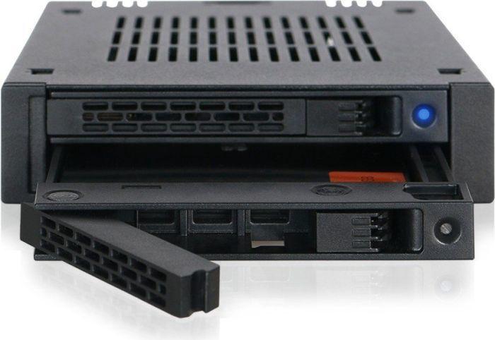 """Icy Dock ExpressCage MB742SP-B 2x2.5"""" SAS / SATA"""