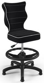 Entelo Petit Black HC+F Size 4 Children Chair JS01 Black