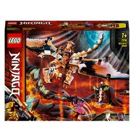 Конструктор LEGO® Ninjago Боевой дракон Мастера Ву 71718