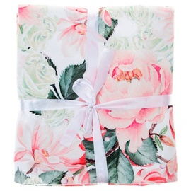 4Living Peonies Blanket 140x160cm Multicolor