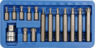 Vorel Screwdriver TORX Bit Set 66580 15pcs