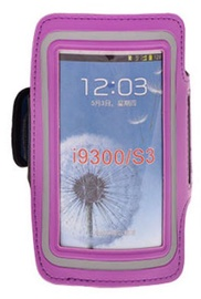 Telone Universal Armband Pouch Case For Fitness Violet