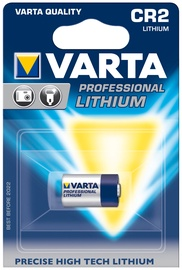 Varta Professional Photo Lithium Battery CR2
