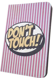 "GreenGo Don't Touch 7-8"" Universal Tablet Case"