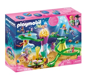 Constructor playmobil magic 70094