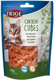 Trixie 42706 Premio Chicken Cubes 50g