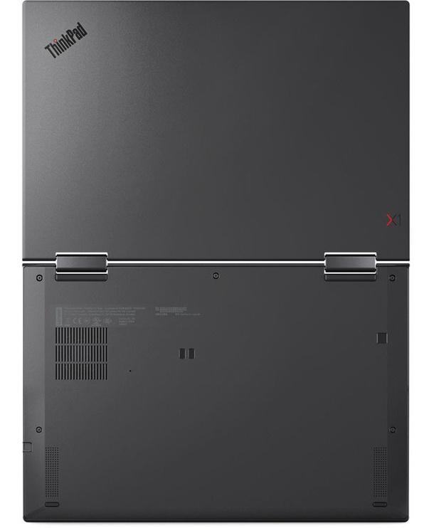 "Nešiojamas kompiuteris Lenovo Yoga ThinkPad X1 4 Iron Gray 20QF00ADPB PL Intel® Core™ i7, 16GB, 512GB, 14"""