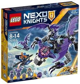 Konstruktor LEGO Nexo Knights The Heligoyle 70353