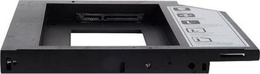 "SilverStone Treasure TS09 2.5"" to 12.7mm Slim SATA"