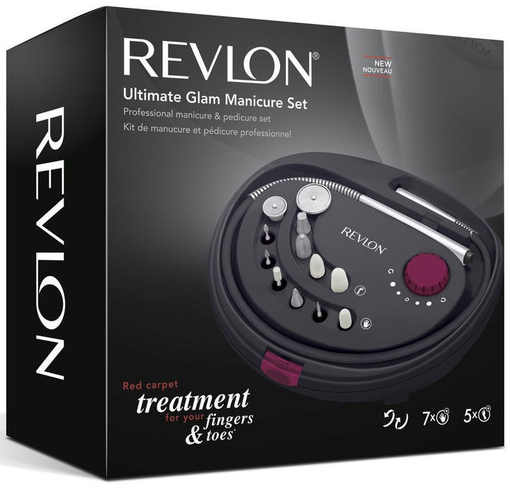 Revlon Ultimate Glam Manicure Set RVSP3526E