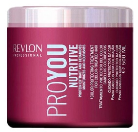 Kaukė plaukams Revlon ProYou Nutritive Mask, 500 ml