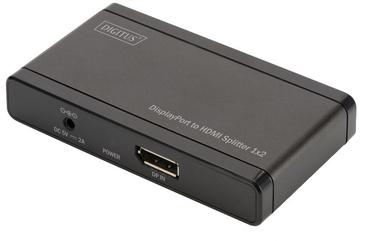 DIGITUS 4K DisplayPort To HDMI Splitter DS-45400