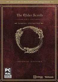 Elder Scrolls Online Tamriel Unlimited Imperial Edition PC