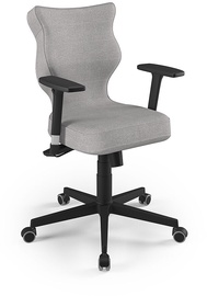 Entelo Nero Black Office Chair DC18 Gray