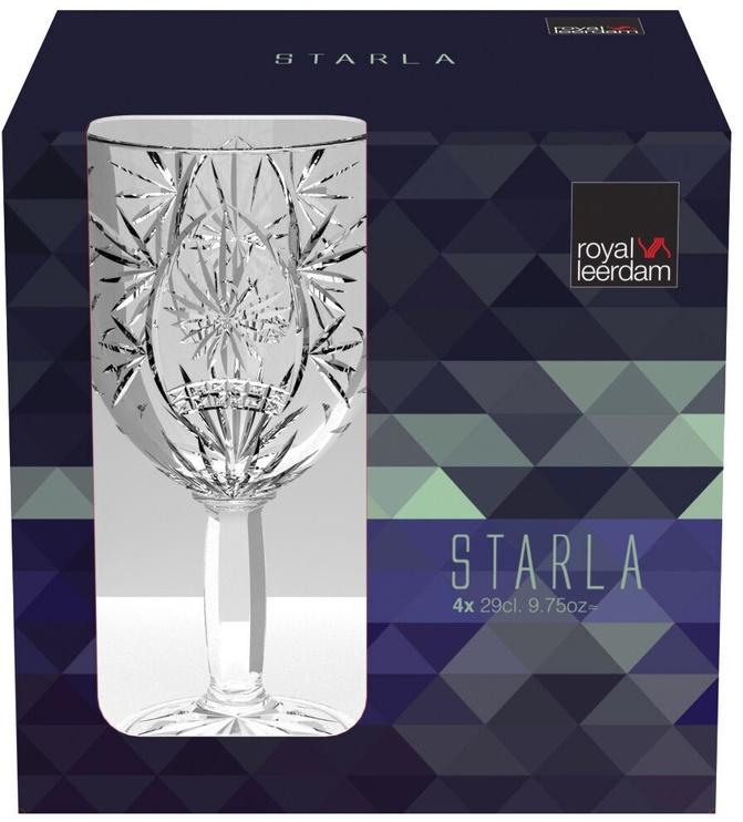 Kokteiliklaas Royal Leerdam Starla, 0.29 l, 4 tk