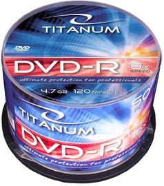 Esperanza 1069 Titanum DVD-R 8x 4.7GB Cake Box 50 DVD's