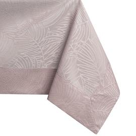 AmeliaHome Gaia Tablecloth Powder Pink 130x130cm