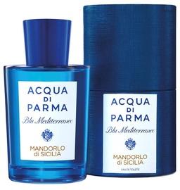 Tualetes ūdens Acqua Di Parma Blu Mediterraneo Mandorlo di Sicilia 75ml EDT Unisex