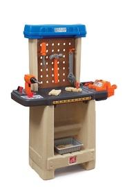 Žaidimų stalas Step2 Handy Helpers Workbench Building Set