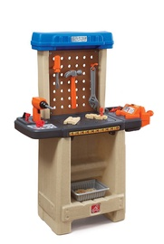 Žaidimų stalas Step2 Handy Helpers Workbench Building Set