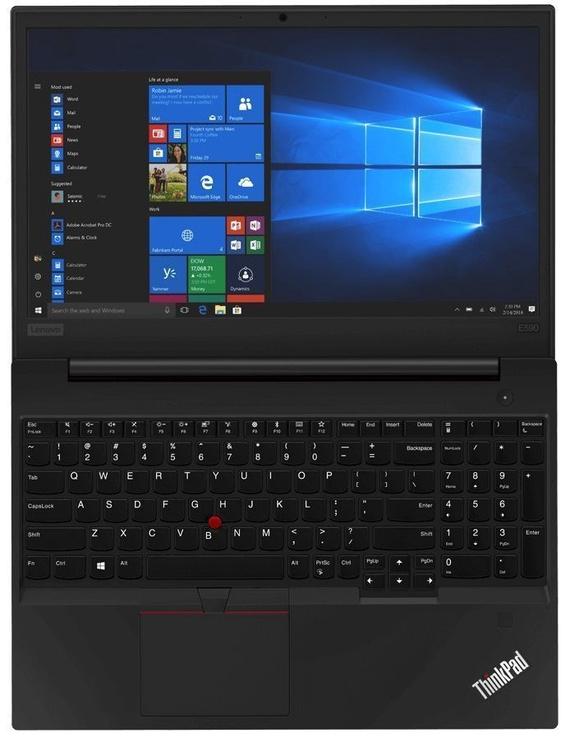 Lenovo ThinkPad E590 Black 20NB001AMX