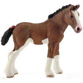Schleich Horse Club Clydesdale Foal 13810