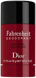 Vyriškas dezodorantas Christian Dior Fahrenheit, 75 ml