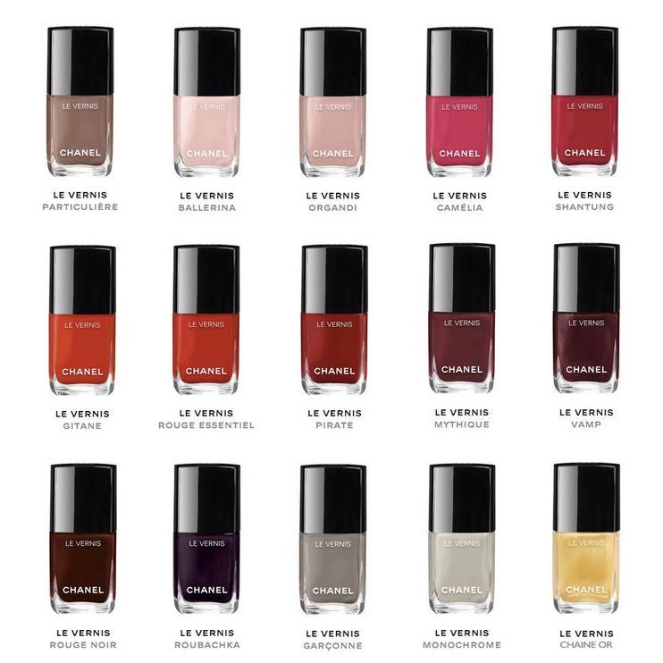 Chanel Le Vernis Longwear Nail Colour 13ml 167