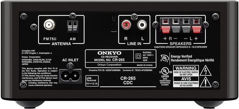 Onkyo CS-265 White