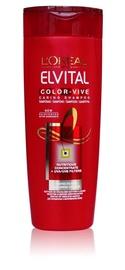 Plaukų šampūnas moterims L'Oreal Elvital Color Vive, 250 ml