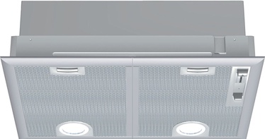 Iebūvēts tvaika nosūcējs Siemens iQ300 LB55565 Built-In Hood Metallic Silver (bojāts iepakojums)