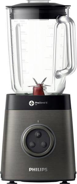 Philips Avance Collection Blender HR3657/90 Black/Metallic