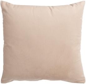 Декоративная подушка Home4you Holly, песочный, 450 мм x 450 мм