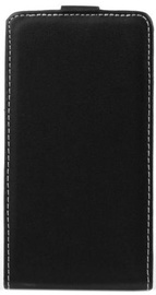 Forcell Flexi Vertical Case For Samsung Galaxy S8 Plus Black