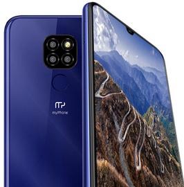 Мобильный телефон MyPhone Now eSIM, синий, 4GB/64GB