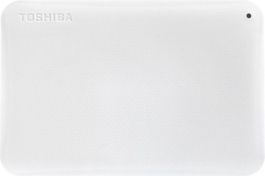 "Toshiba Canvio Ready 1TB 2.5"" USB 3.0 White"