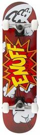 Enuff Pow Skateboard Red