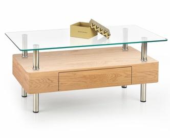 Kohvilaud Halmar Margot Golden Oak, 1000x500x420 mm