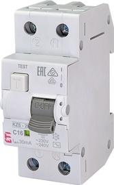Eti KZS 2M C 16A AC Leakage Relay