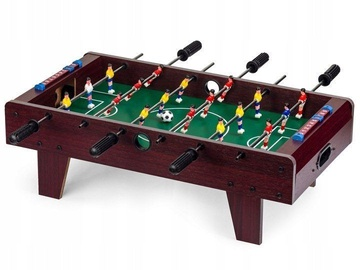 EcoToys Football Table 69x36cm Brown