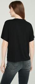 Audimas Lightweight Soft T-Shirt Black S