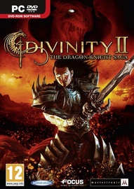 Divinity II: The Dragon Knight Saga incl. Ego Draconis and Flames of Vengeance PC