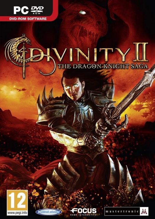 Компьютерная игра Divinity II: The Dragon Knight Saga incl. Ego Draconis and Flames of Vengeance PC